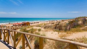 Plage Guardamar Alicante
