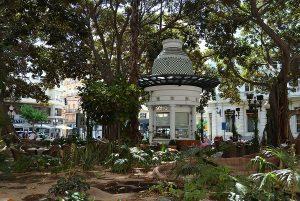 Plaza Portal de Elche Alicante