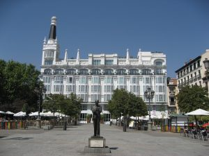 Plaza de Santa Ana Madrid