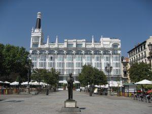 Plaza de Santa Ana Madrid