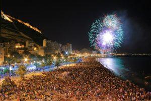 Profiter des festivals Alicante
