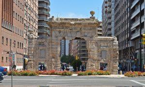 Puerta Del Carmen saragosse
