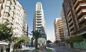 Rambla de Mendez Nunez Alicante