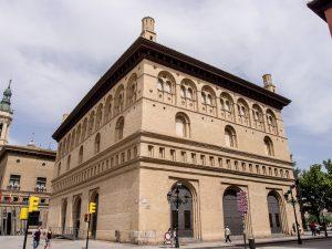 Real Maestranza monument saragosse