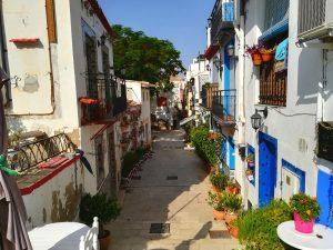 Visiter El barrio ou la vieille ville Alicante