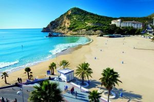 La plage Cala Finestrat Benidorm