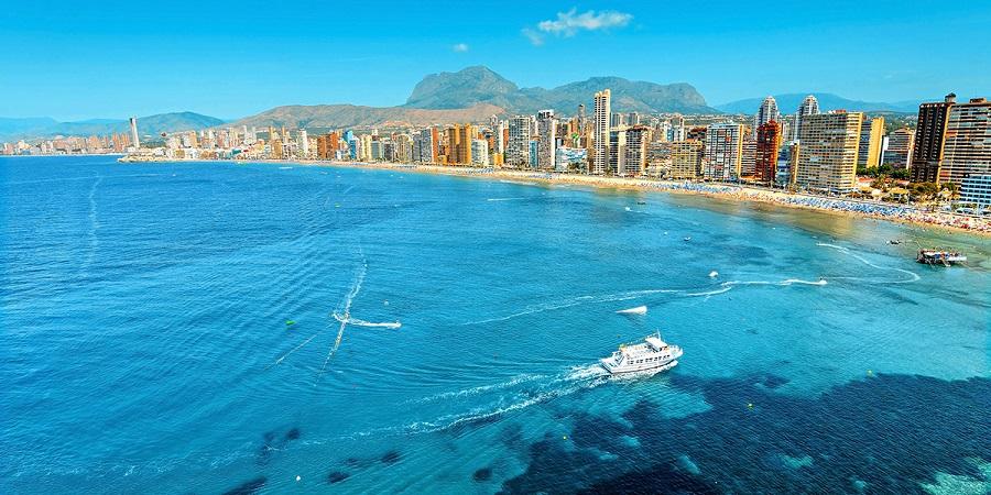 Les meilleures plages de Costa Blanca Espagne