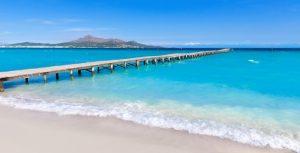 Playa de Muro plage de majorque