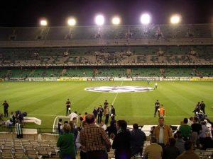 Réserver votre place au stade de Séville