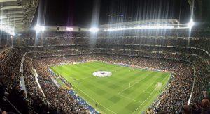 Suivre un match de football au Stade Benito Villamarin