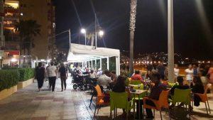 les petits restaurants tout autour du stade Meestrella Valence