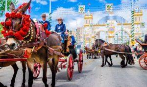 Avril en fête à Séville, le festival vous appelle
