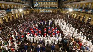 Comment se déroule la Tamborrada de San Sebastián