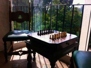 Jouer aux jeux d'échecs