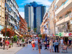 Réaliser une matinée de shopping en Espagne