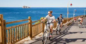 Visiter Benidorm en Vélo
