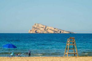 Visiter l'île de Benidorm
