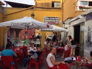 Déguster les fruits de mer au Barrio Pesquero