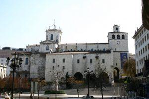 La cathédrale de Santander
