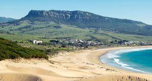 Plage de Bolonia plages Andalousie