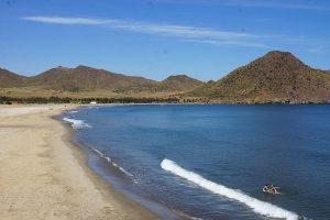 Plage de Los Genoveses plus belles plages d'andalousie