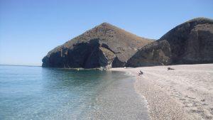 Plage de Los Muertos plus belles plages d'andalousie