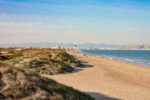 Playa La Devesa belle plage d'Europe