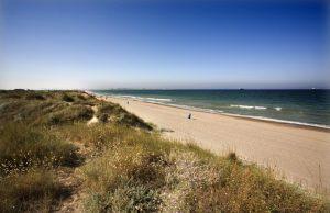 Playa de La Garrofera plages d'Espagne