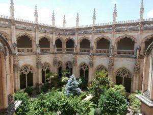 Prendre par le monastère de San Juan de los Reyes