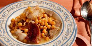 Cocido plat de madrid