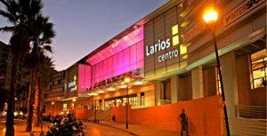 Le Larios Centros centre commercial malaga