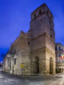 Visiter l'Église de Santiago Almeria