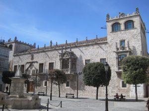 Voir la Casa del Cordón Espagne