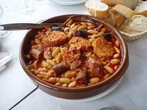 plats traditionnels espagnols