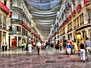 principaux centres commerciaux de Malaga en Espagne