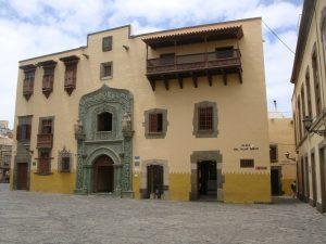 La case de Christoph Colomb à Las Palmas