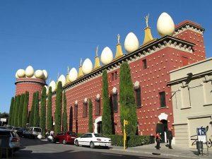 Le musée Dali à Figueres à Girona