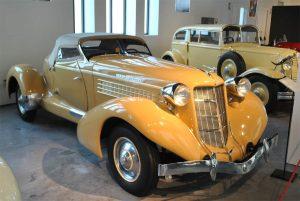 Le musée automobile et de la mode de Malaga