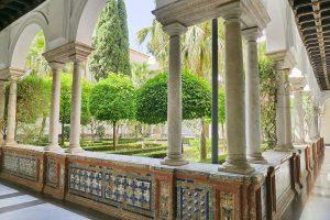 Le musée des beaux arts à Séville