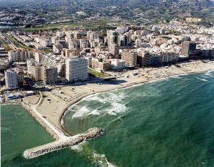 Fuengirola plage Los Boliches
