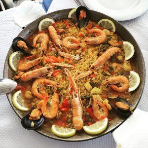 Paella et Gastronomie à Fuengirola