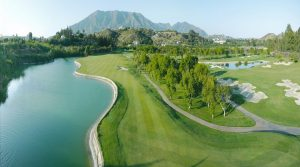 Parcours de golf Espagne