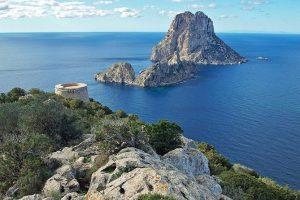 Passer du temps à Es Vedra Ibiza
