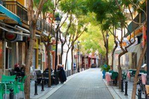 centre-ville de Fuengirola
