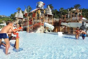 parc attraction Siam Madrid