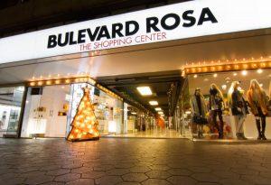Bulevard Rosa Shopping mall Espagne