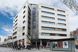 El Triangle Centre de shopping a Barcelone