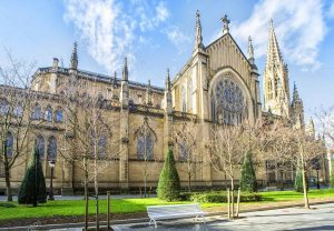 La Cathédrale du Bon-Pasteur Espagne