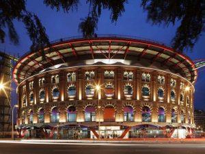 Las Arena centre commercial Barcelone