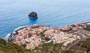 Le GARACHICO Tenerife